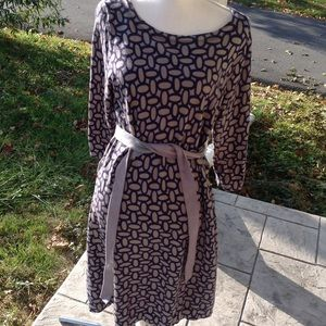 Boden sweater dress,